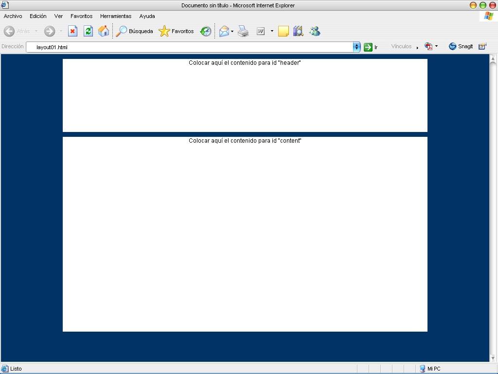 Hacer un diseño web centrado con CSS, ¿cómo se hace?.