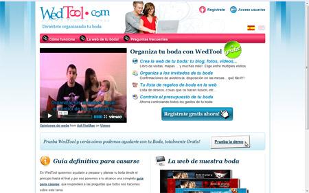 WedTool.com - Organiza y prepara tu boda en la web.